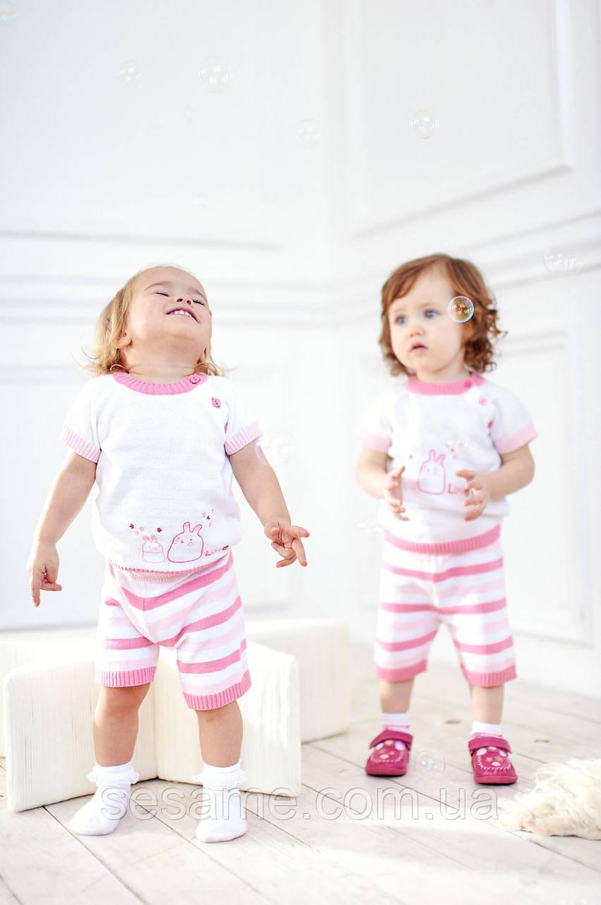 Костюм для малышей | Розовый