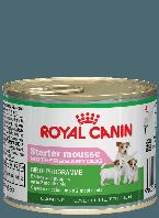 Консерва Royal Canin (Роял Канин) STARTER MOUSSE для щенков, беременных и кормящих сук, 195 г