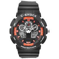 Наручний годинник C-SHOCK GA-100B, фото 1