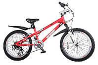 """Велосипед  Royal Baby 20"""" Freestyle красный (20К)"""