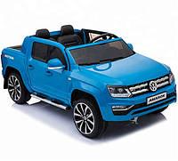 Детский Джип Volkswagen Amarok DMD298 синий