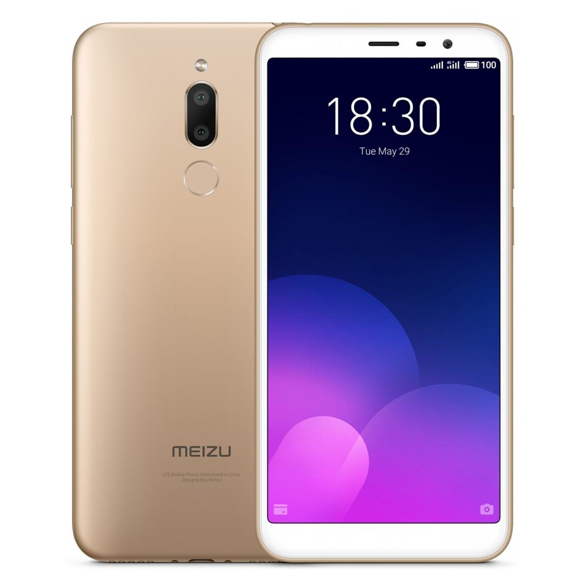 Meizu M6T 3/32GB Gold (Global)