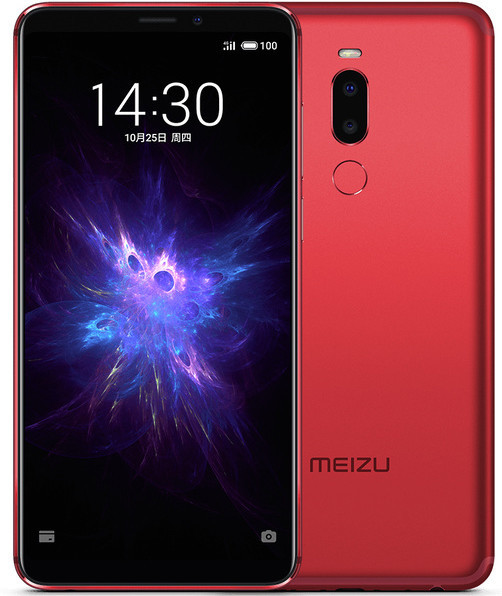 Meizu Note 8 4/64GB Red (Global)
