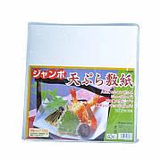 Кулинарные бумажные салфетки KYOWA SHIKO для поглощения жира (270 мм*250 мм) 40 шт (107287)