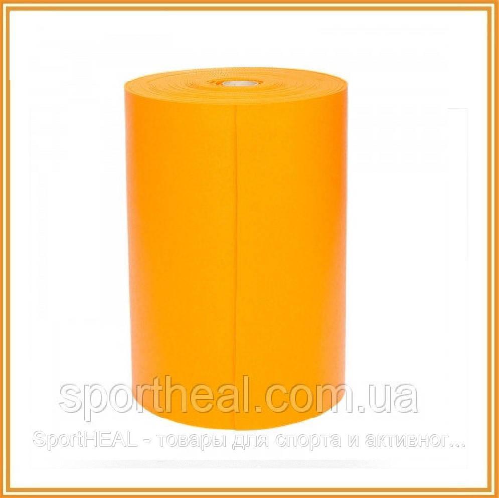 Коврик для йоги Rishikesh в рулоне 30м оранжевый (rishikesh-mat-orange-roll)