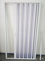 Ширма для ванны и душа прямая 100мх185 мм, фото 1