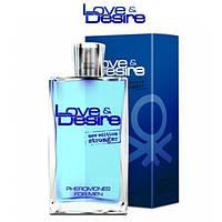 Феромоны для мужчин Love & Desire for him - 50 ml