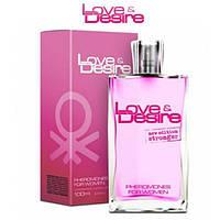 Феромоны для женщин Love & Desire woman - 100ml