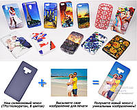 Печать на чехле для Samsung Galaxy Note 9 N960 (Cиликон/TPU)