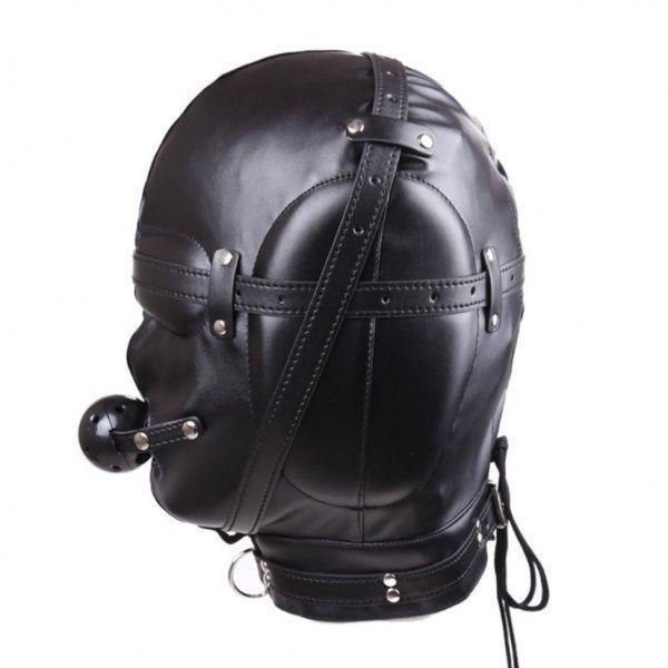 Закрита бандажна маска