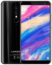"Umidigi A1 Pro black 3/16 Gb, 5.5"", MT6739, 3G, 4G"