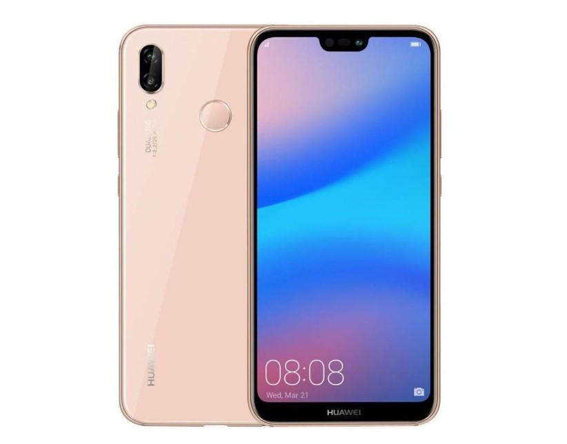 Смартфон HUAWEI P20 Lite 4/64G Pink (51092EJT)