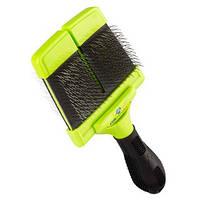 Пуходерка Furminator Soft Slicker Brush Large