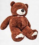 Плюшевий ведмедик Mister Medved Бурий 2 метри, фото 2
