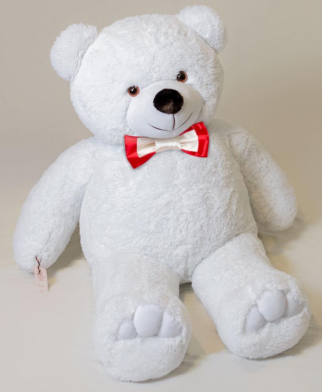 Плюшевый мишка Mister Medved Белый 130 см, фото 1
