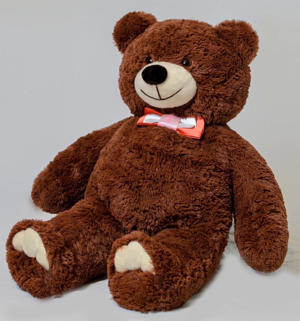 Плюшевий ведмедик Mister Medved Бурий 85 см