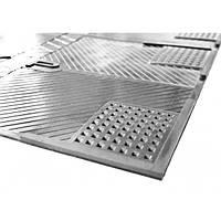 Коврик резиновый для бытовой техники, антивибрационный - 62 х 55 х 0,8 см.