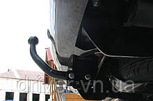 Фаркоп GEELY MK CROSS кросовер 2011--. Тип С  (знімний на 2 болтах)