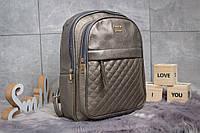 Рюкзак женские Zara, серебряные (90174),  [ 1  ], фото 1