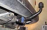 Фаркоп SEAT IBIZA хетчбек 2002-2008. Тип С  (знімний на 2 болтах), фото 7