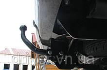 Фаркоп SSANGYONG KORANDO кросовер 2010--. Тип С  (знімний на 2 болтах)