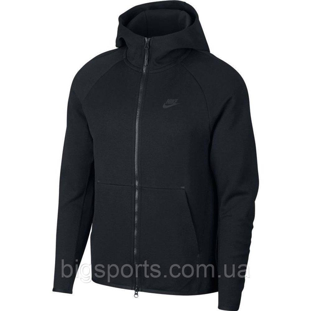 Кофта муж. Nike M Nsw Tch Flc Hoodie Fz (арт. 928483-010)