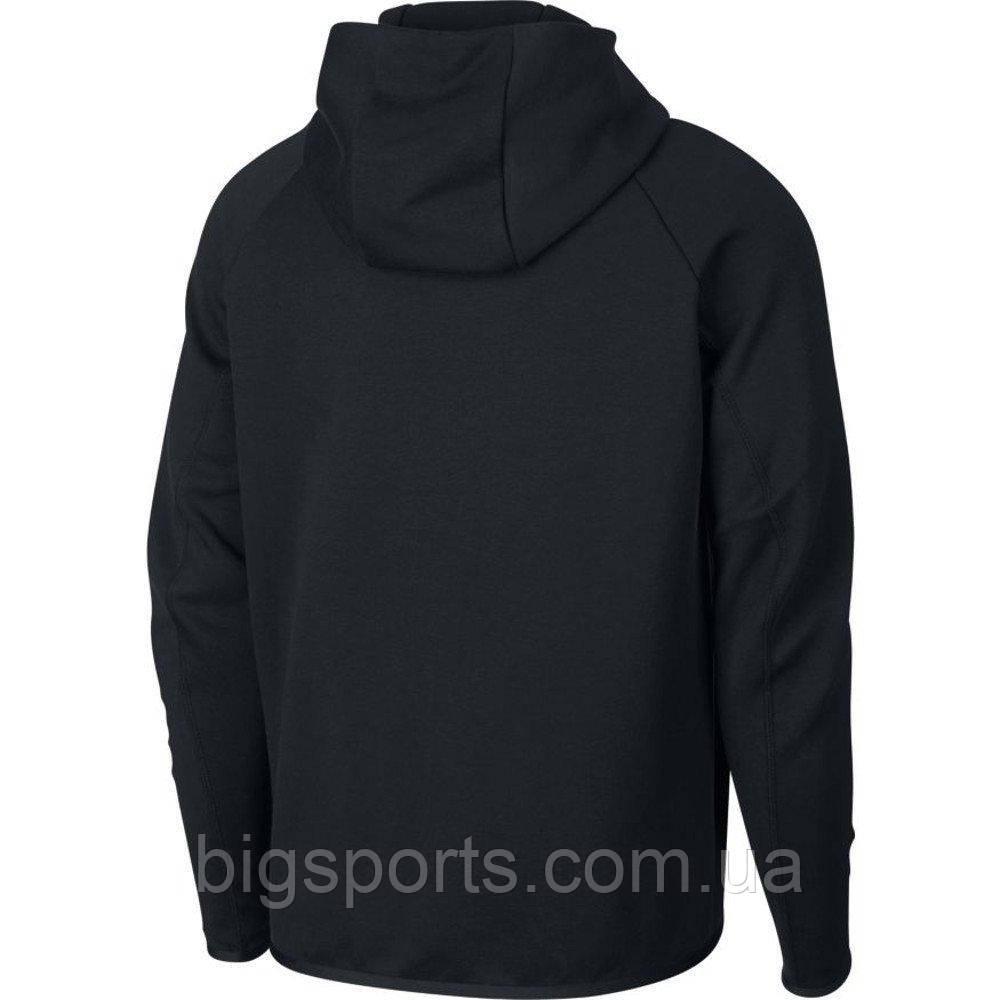 8f4d367b Кофта муж. Nike M Nsw Tch Flc Hoodie Fz (арт. 928483-010) , цена 2 490  грн., купить в Днепре — Prom.ua (ID#905986612)