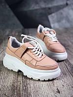 16d706db3 Кроссовки Casual Lux. Идеально для городского образа. Натуральная кожа,  внутри дорогая итальянская обувная сет