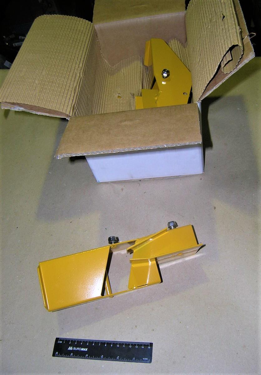 4650-12/4250-11 Комплект лопаток разбрасывателя E1-T
