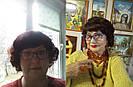 Парик женский натуральный, короткий кудрявый, фото 4