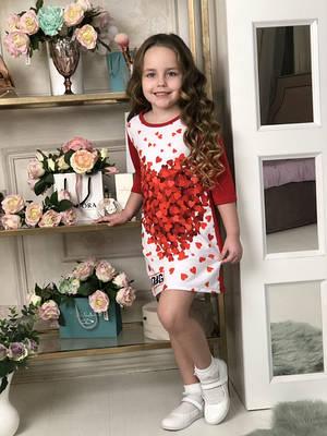 Детские платья, юбки от производителя