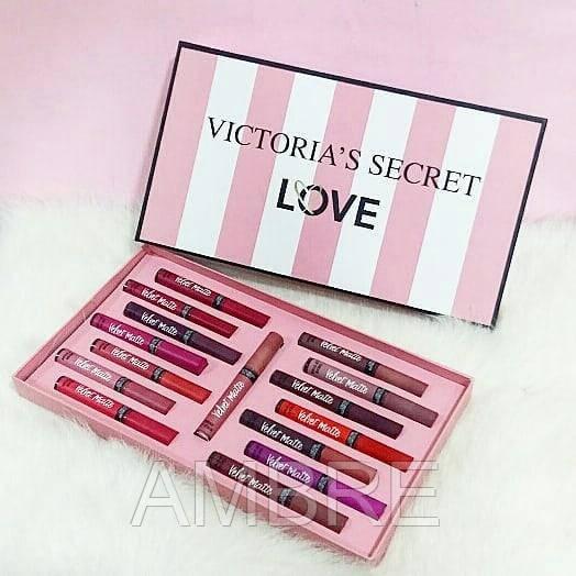 Набор помад Victoria's Secret (Опт уточнять)