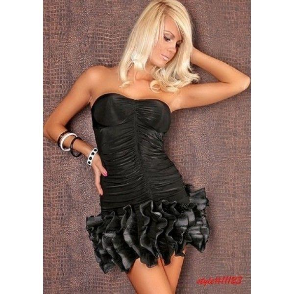 Заводне міні плаття