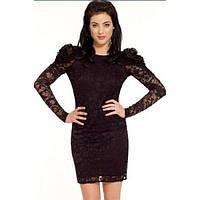 Сексуальне чорне плаття, фото 1