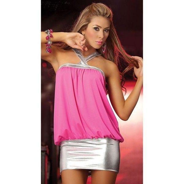 РОЗПРОДАЖ! Рожеве плаття клубне