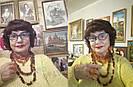 Простой натуральный женский парик, кудрявый короткий, фото 5