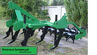 Глубокорыхлитель  3,5 м Чизель 1,5- 2,5 -3,5 - 4,5 метра захвата. На МТЗ 80 1221 т 150 и выше