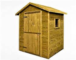 Бытовка деревянная для дачи 1530*1760*2250, 2150*1250*2250