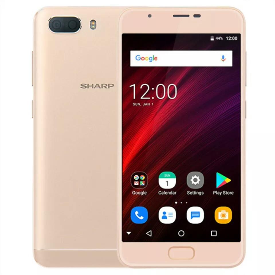 Смартфон Sharp R1S Gold 4G Global 5000mAh 3/32 Gb новые в Наличии НОВИНКА!