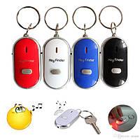 Брелок для поиска ключей с радио кнопкой на расстоянии до 25 метров Key Finder
