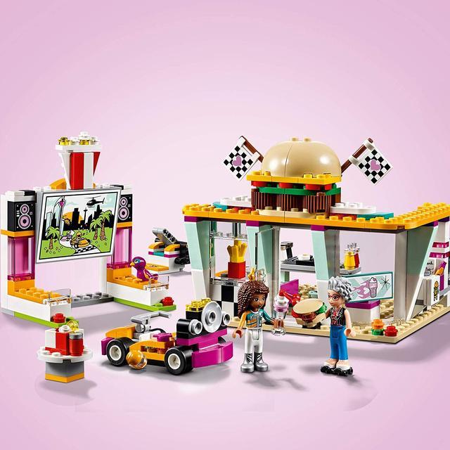 LEGO Friends Передвижной ресторан (41349) купить ЛЕГО Френдс