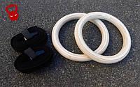 Гимнастические кольца из фанеры для кроссфита