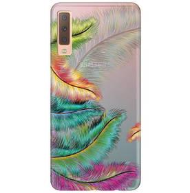 Чехол для Samsung Galaxy A7 2018 Fluff