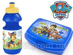 "ОПТ. Набор ""Paw Patrol (Щенячий патруль)"": Ланч бокс (ланчбокс) + бутылка, фото 3"