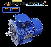Электродвигатель 0.55 кВт 1000 об/мин АИР71 B6 (ЛАПА-ФЛАНЕЦ)