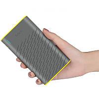 Портативный аккумулятор Power Bank HOCO B31 REGE 20000 mAh Gray