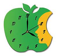 Часы фигурные на ДМФ основе 30*30 см