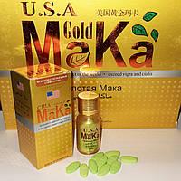 Gold Maka - препарат для потенции , 10таблеток