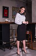 Юбка женская короткая молодежная АНД053, фото 1