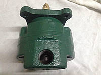Насос Г12-31АМ пластинчатый нерегулируемый Q5,8 л/мин Р 6,3 Мпа 63 Bar 63 кгс однопоточный габарит 1